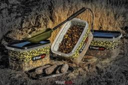 VITALBAITS CUBO SEMILLAS PVA HEMP & MAIZE 3 kg