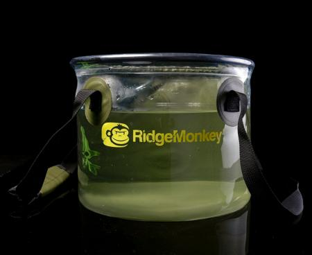 CUBO RIDGE MONKEY Perspective Collapsible Bucket 10 litre