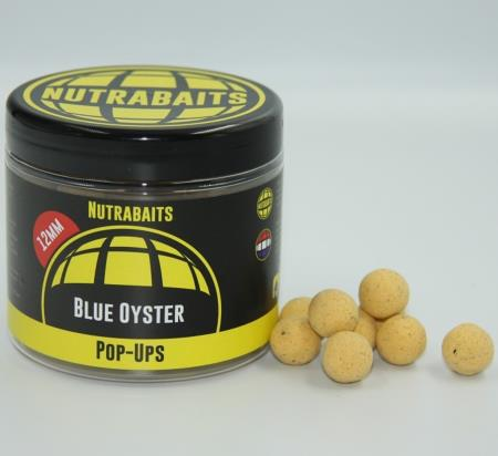 NUTRABAITS BLUE OYSTER POP UPS  15 mm