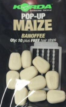 KORDA POP UP MAIZE WHITE BANOFFEE