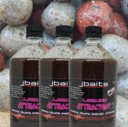 JBAITS LIQUID ATTRACTANT JUICY MELON (jugo de melon) 1 L