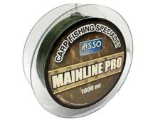 ASSO MAINLINE PRO GREEN 0,35 mm 16 Lb 1000 m