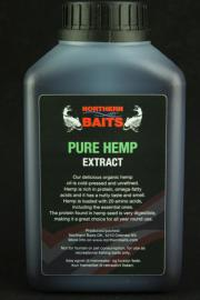 NORTHERN BAITS PURE HEMP EXTRACT LIQUID 500 mL