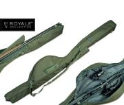 FOX  FUNDA 3 CAÑAS 12 FT ROYALE TRI SLEEVE