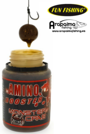 FUN FISHING AMINO BOOSTER MONSTER CRAB 190 ml