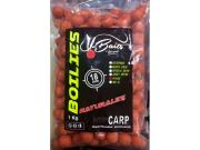 JBAITS BOILIES MC15 (Melocoton y Calamar) 18 mm 1 kg