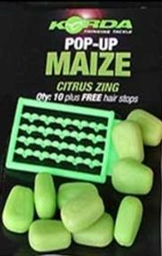 KORDA POP UP MAIZE GREEN CITRUS ZING