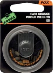 FOX KWIK CHANGE POP-UP WEIGHTS BB (PLOMOS PARA BAJOS)