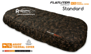 COVERTOR FOX Flatliter MK2 THERMAL Aquos Camo Cover - Standard