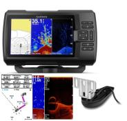 GARMIN STRIKER PLUS 5CV Sonda Completa con GPS + ClearVü y CHIRP