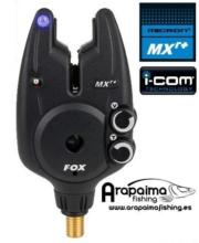 Alarma FOX Micron MXR+ LED AZUL
