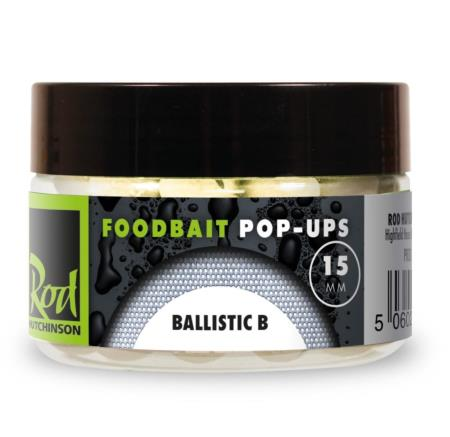 ROD HUTCHINSON BALLISTIC B POP-UP 15 mm
