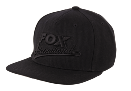 Gorra FOX FLAT PEAK SNAP BACK BLACK/CAMO