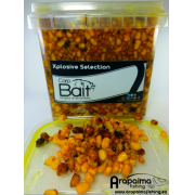 CARP BAIT MIX SEMILLAS PVA FRIENDLY con sabores en cubo de 2,5 kg