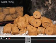 TRYBION HOOKBAIT PELLETS PERFORADOS ADAMANTIUM 15 mm 800 gr.