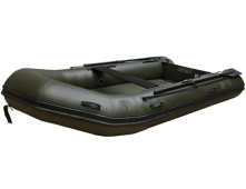 FOX NEUMATICA FX 320 GREEN INFLATABLE BOAT INC. AIR DECK FLOOR