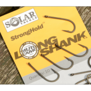 Anzuelo SOLAR TACKLE STRONGHOLD LONGSHANK nº 4
