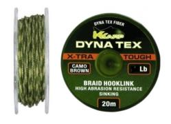 TRENZADO ANTI-ABRASION KKARP DYNA TEX X-TRA TOUGH CAMO BROWN 25 LB 20 M