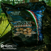 CARP MAX BALL PELLETS AJO 20 mm 3 kg Boilies de disolucion ultrarapida