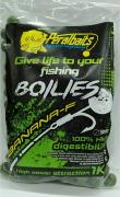 PERALBAITS BOILIE BANANA-F 20 mm 1 KG