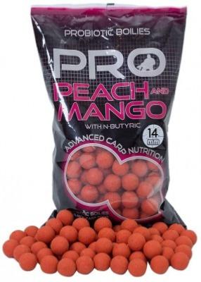 STARBAITS PROBIOTIC PEACH & MANGO BOILIE 14 mm