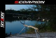 ROD POD SCORPION SILVER EDITION 3 a 5 cañas