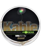 KORDA LEADCORE KABLE 50 LB (22 kg) 7 m color GRAVEL