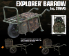 CARRO FX EXPLORER BARROW INC BAG STRAPS