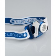 Linterna Frontal Led Lenser SEO7R Recargable