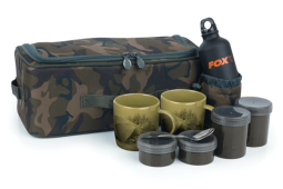 NOVEDAD! FOX CAMOLITE BREW KIT BAG