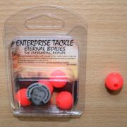 ENTERPRISE POP UPS BOILIES 15 mm NARANJA FLUORO