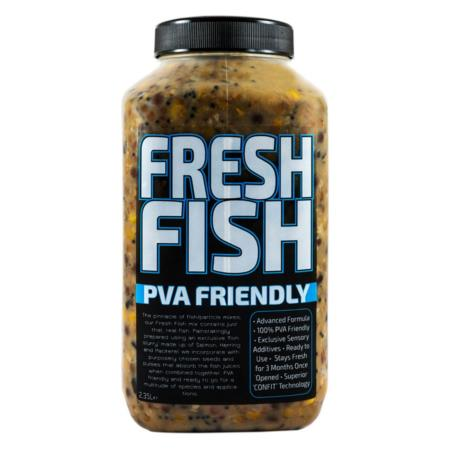 MUNCH BAITS Fresh Fish Particles 2,35L ( PVA Friendly)