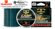 NOVEDAD: TRABUCCO T-FORCE ENDURO CARP 0,40 mm 21,15kg 1200m