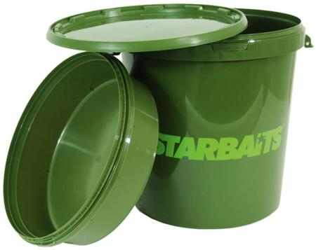 CUBO STARBAITS CONTAINERS 33 LTS con bandeja de 7,9 LTS