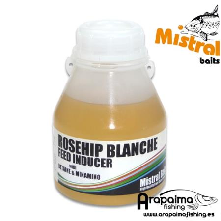 MISTRAL BAITS ROSEHIP BLANCHE FEED INDUCER 250 ml