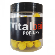 VITALBAITS BANANA GLM POP UPS 14 mm