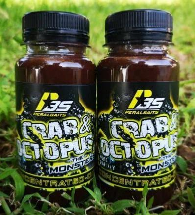 PERALBAITS DIP CRAB & OCTOPUS 150 mL