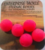 ENTERPRISE POP UPS BOILIES 15 mm ROSA FLUORO