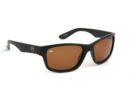 GAFAS POLARIZADAS FOX RANGE EYEWEAR MATT BLACK / BROWN LENS