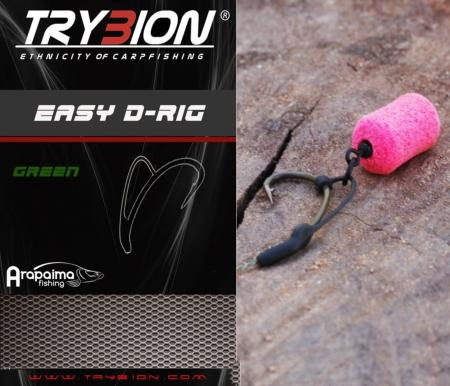 TRYBION TACKLE EASY D-RIG (Adaptador Montaje D-Rig) SMALL