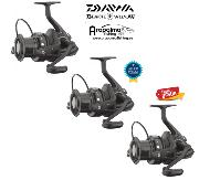 OFERTA PACK: 3 DAIWA BLACK WIDOW CARP 5000A