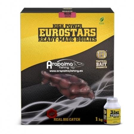 SBS HIGH POWER EUROSTARS SQUID & OCTOPUS 20 mm + DIP