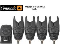 NOVEDAD! Maletin Alarmas Prologic 4+1 BAT+ multicolores