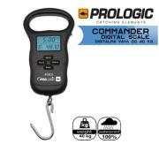 PROLOGIC COMMANDER BASCULA DIGITAL SCALE 40 KG con memoria