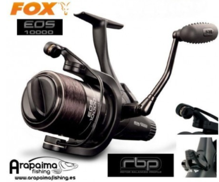 CARRETE FOX EOS 10.000