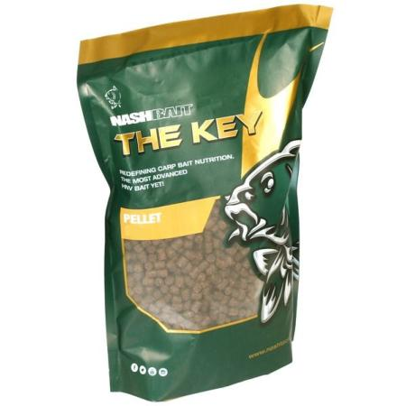NASH BAIT THE KEY PELLETS 6 mm
