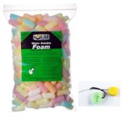 SOLAR TACKLE FOAM PVA SOLUBLE COLORES Esponjas de PVA