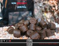 TRYBION HOOKBAIT PELLETS PERFORADOS STRACTO 15 mm 800 gr.