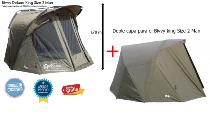 OFERTA PACK!: Bivvy Deluxe King Size 2 Man + Doble capa