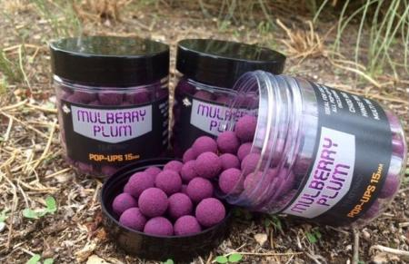 DYNAMITE MULBERRY PLUM POP UP 15 mm